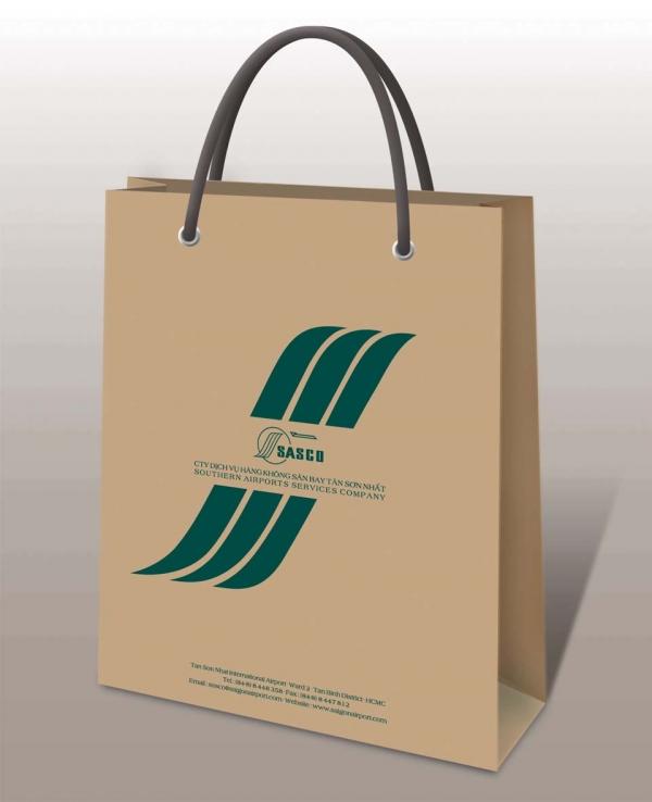 Túi giấy Kraf