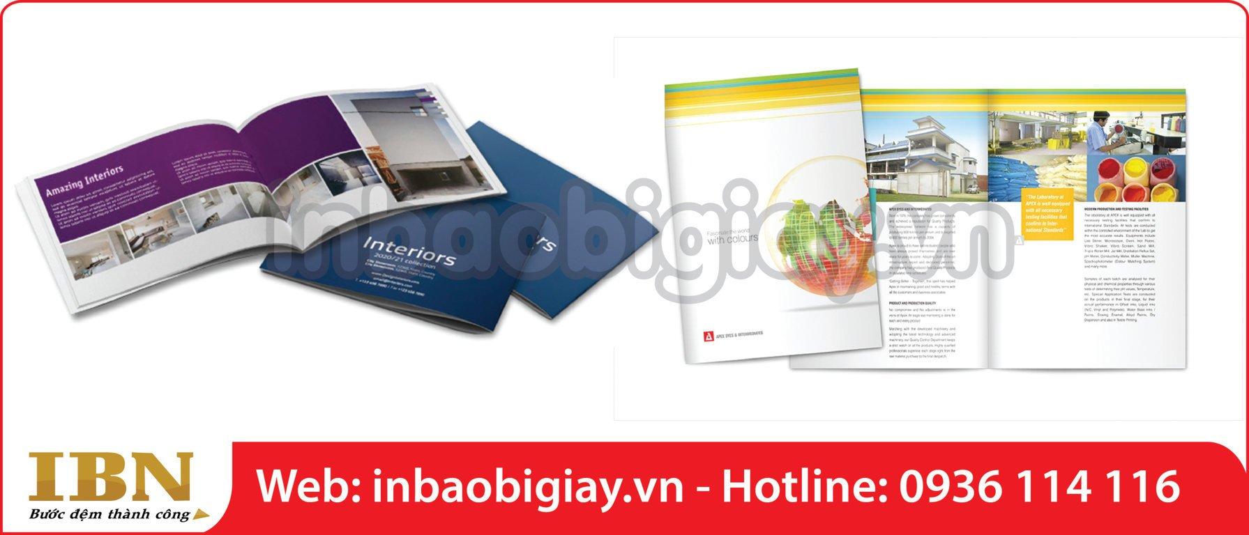 in brochure hcm giá rẻ