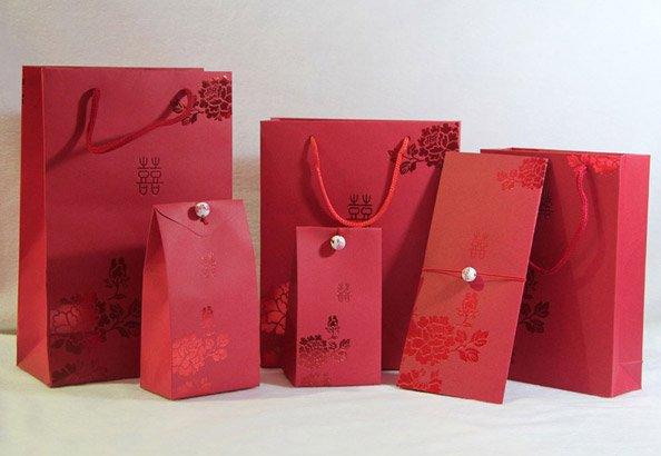 các loại túi giấy in đẹp