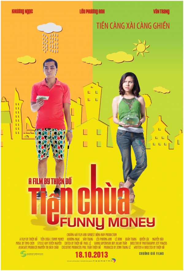 Poster quảng cáo phim