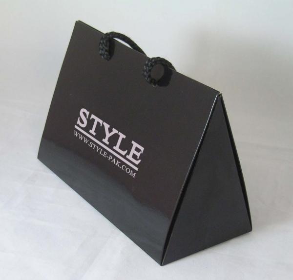 Túi giấy ép kim đẹp