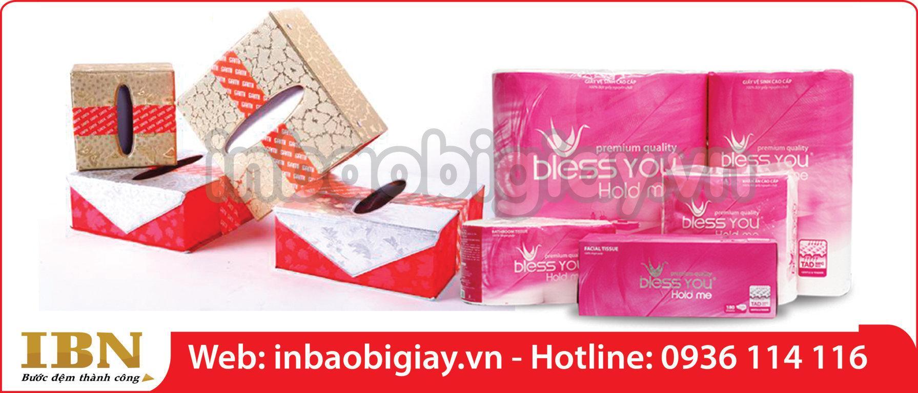 hộp khăn giấy giá rẻ
