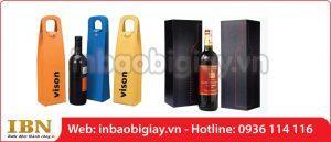 in hộp rượu cao cấp