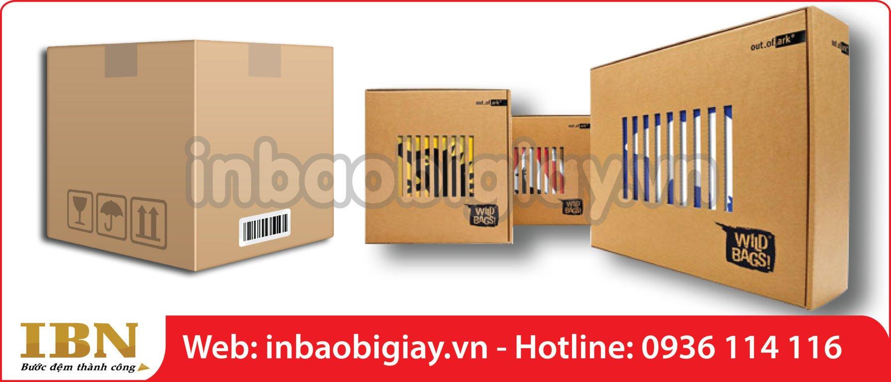 in thùng carton 7 sóng