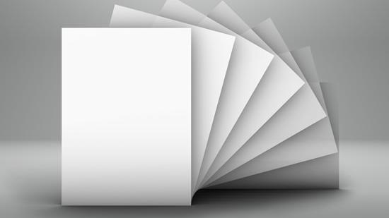 chất liệu in hộp giấy ivory