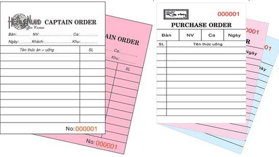 in hóa đơn biểu mẫu