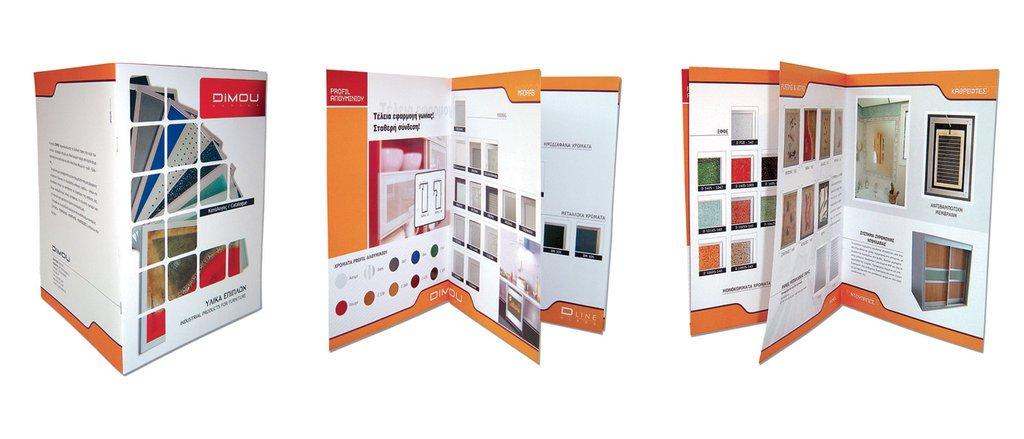 mẫu in catalogue