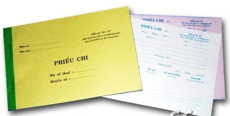 biểu mẫu hóa đơn