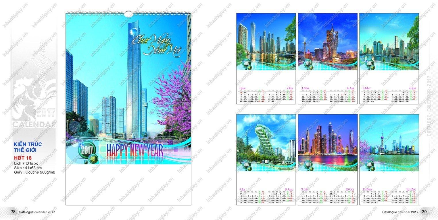 mẫu in ấn lịch đẹp 2017 hcm