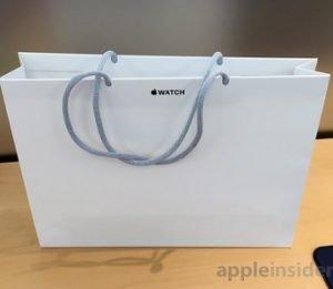 Túi giấy của Apple