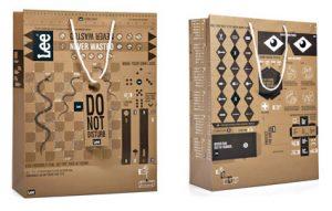 Túi giấy được thiết kế đa năng
