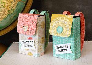 Thiết kế hộp giấy handmade