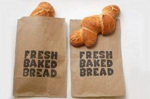 Túi giấy đựng thực phẩm giá rẻ