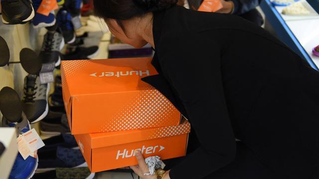 hộp giày Hunter Feast