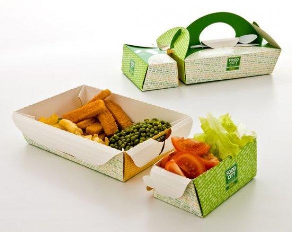 mẫu in hộp giấy đựng thực phẩm đẹp