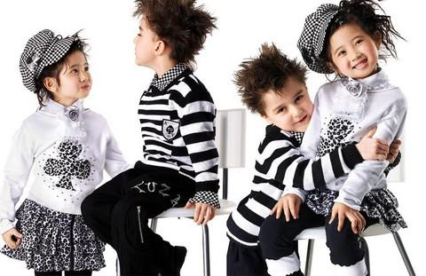 kinh doanh thời trang trẻ em