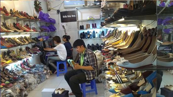 thành công khi kinh doanh giày