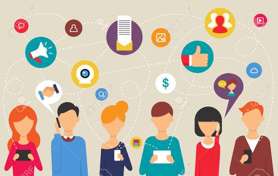 Tạo sự tương tác với khách hàng qua mạng internet