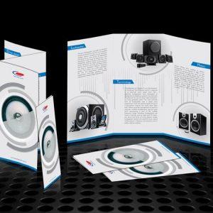 in brochure sản phẩm bán hàng