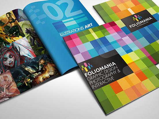 in brochure sự kiện giá rẻ