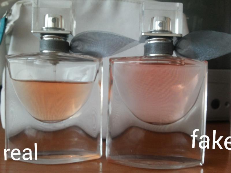 phân biệt nước hoa thật giả như thế nào ?