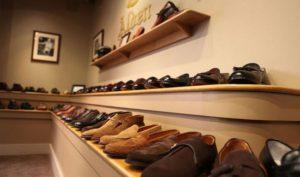 khi kinh doanh giày cần chú ý