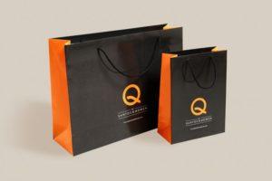 in túi giấy đựng sản phẩm giá rẻ chất lượng cao