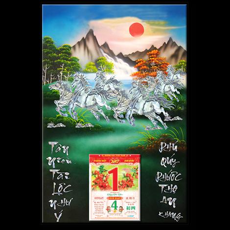 lich go treo tuong son mai (1)