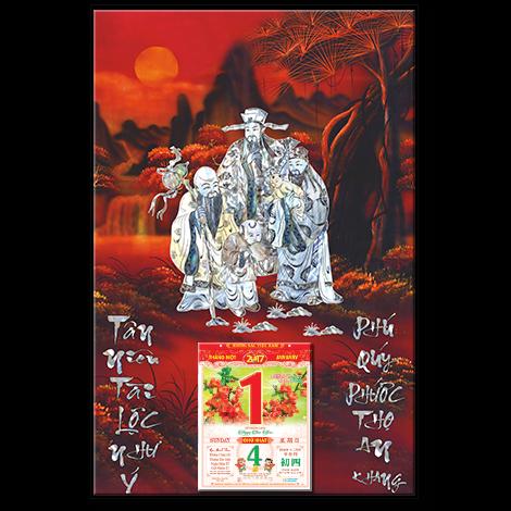 lich go treo tuong son mai (2)