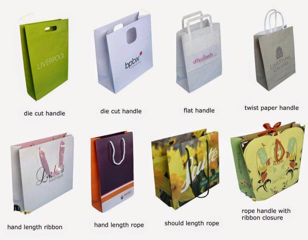in túi giấy đựng quà theo yêu cầu