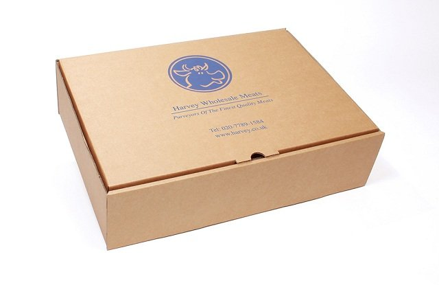Mẫu hộp carton thông dụng