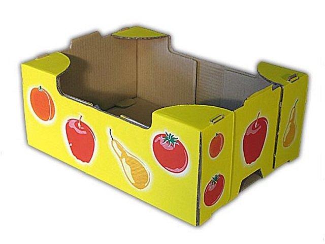 mẫu thùng carton trái cây thông dụng