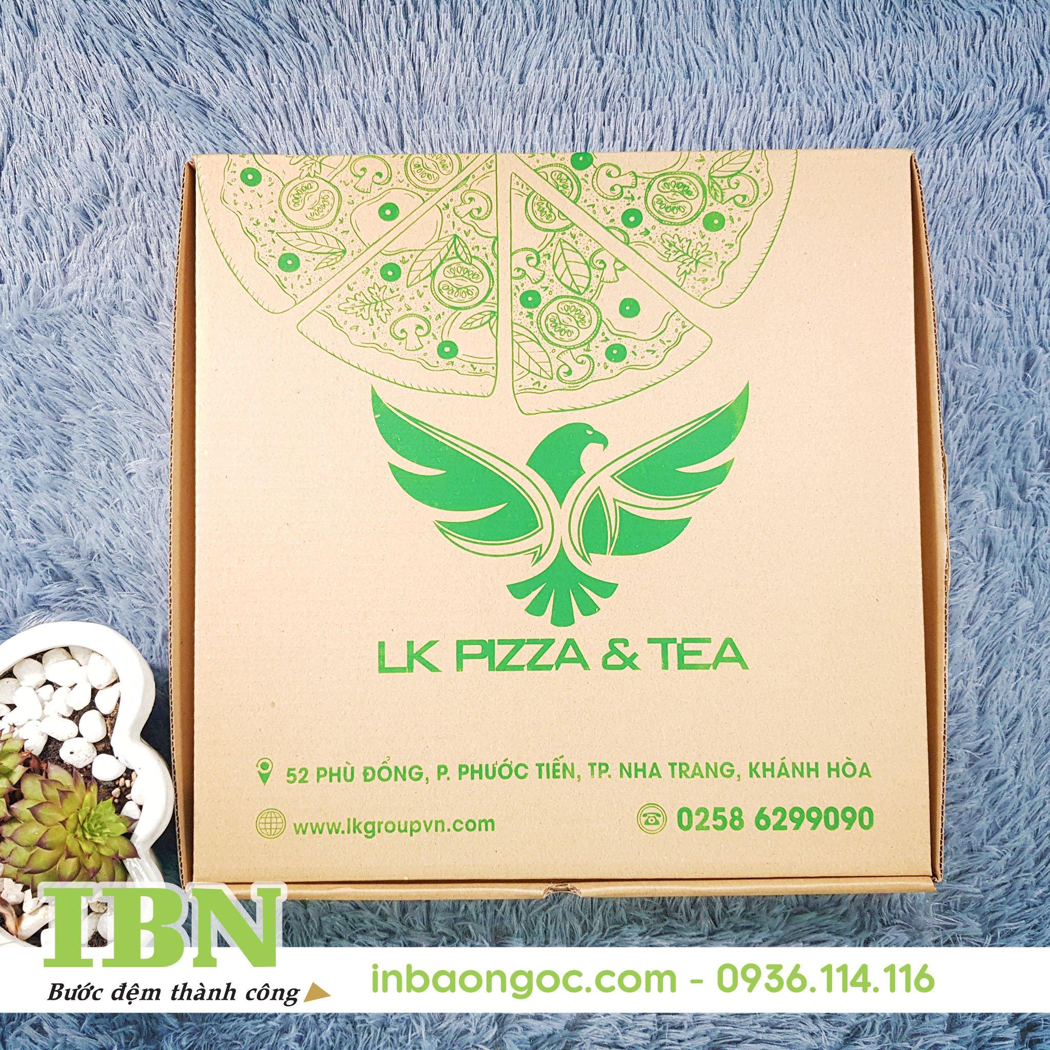 mẫu in hộp pizza
