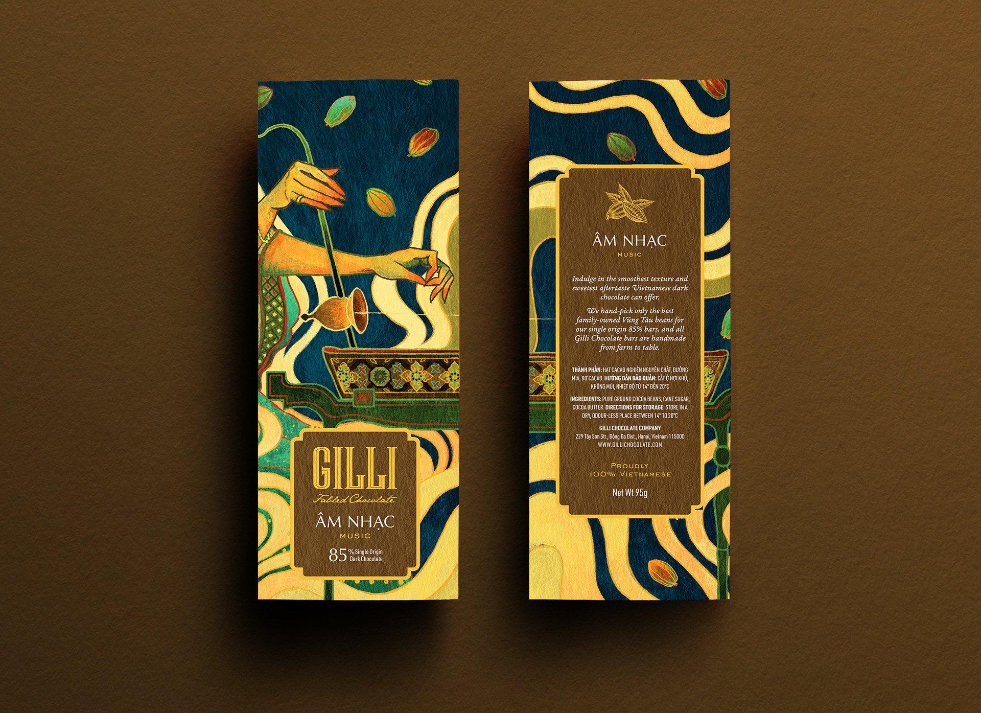 in hộp chocolate giá rẻ tai IBN