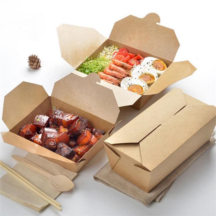 hộp đựng thức ăn nhanh