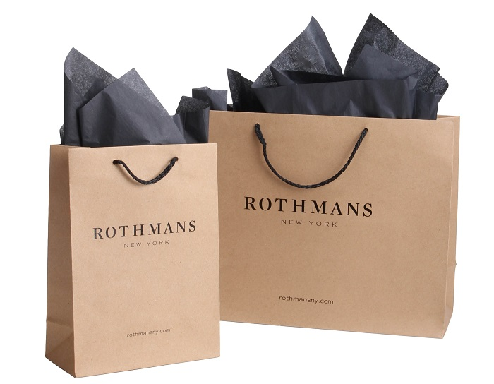 mẫu túi giấy phổ biến