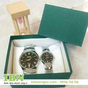 mẫu in hộp đựng đồng hồ