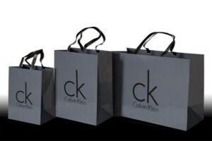 túi giấy các thương hiệu thời trang