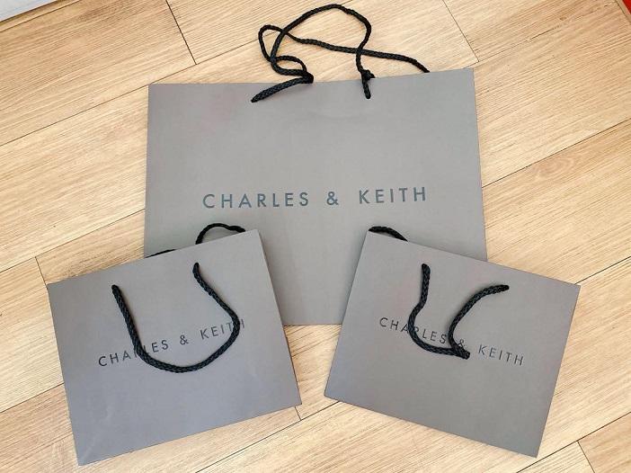 mẫu túi giấy các thương hiệu thời trang
