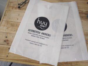 cơ sở sản xuất túi ni lông