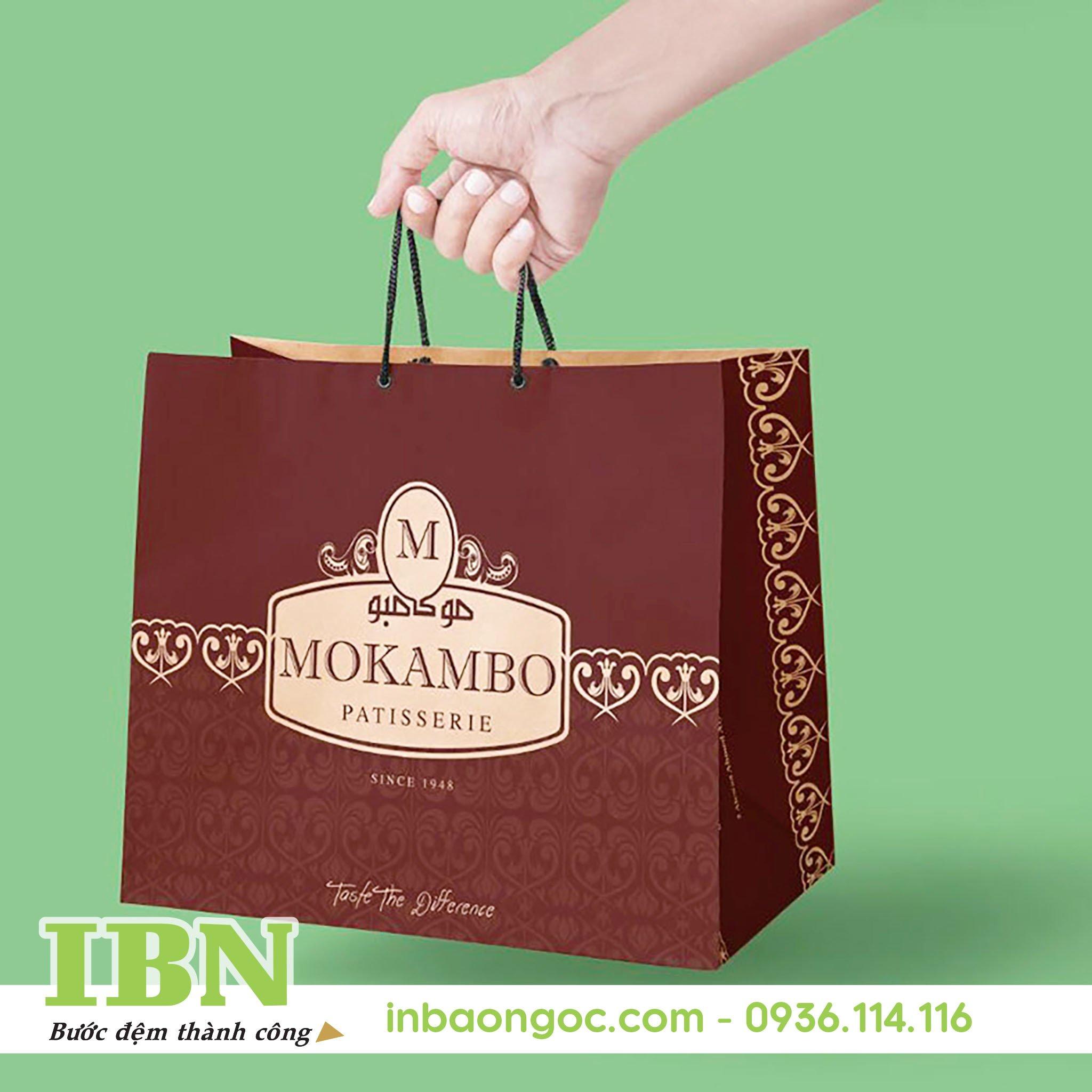 sản xuất túi giấy bảo vệ môi trường giá rẻ