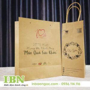 sản xuất túi giấy bảo vệ môi trường