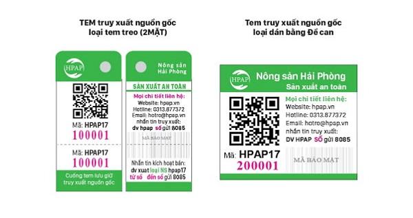 In tem truy xuất nguồn gốc