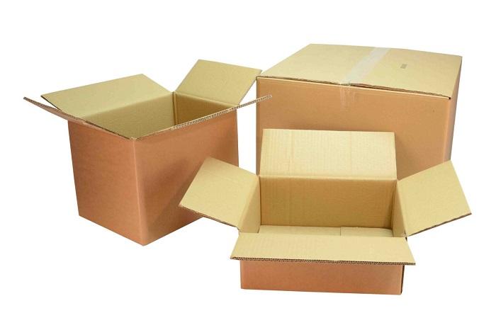 sản xuất thùng carton