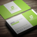 mẫu card visit hcm