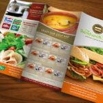 mẫu tờ rơi quảng cáo chất lượng