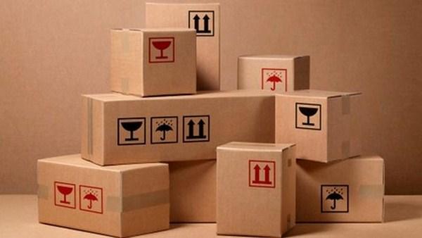 các kích thước thùng carton đi máy bay