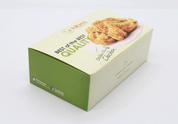 hộp giấy đựng thức ăn nhanh chất lượng