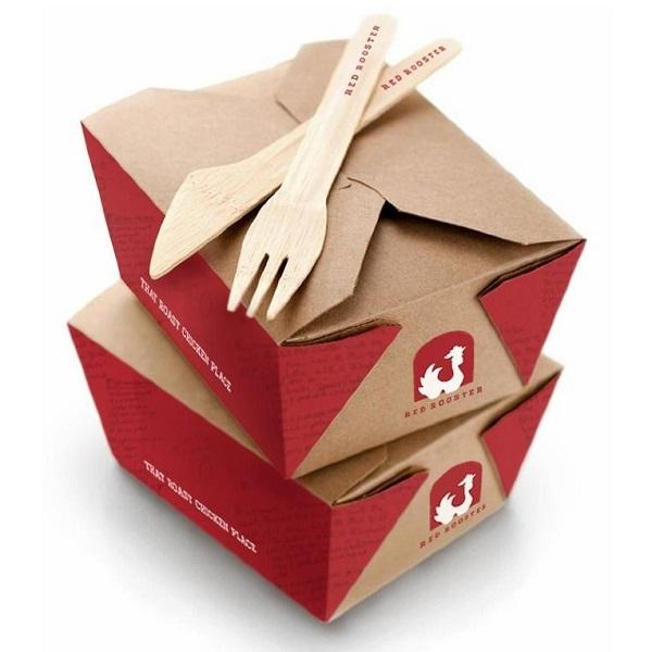 hộp giấy đựng thức ăn nhanh giá rẻ