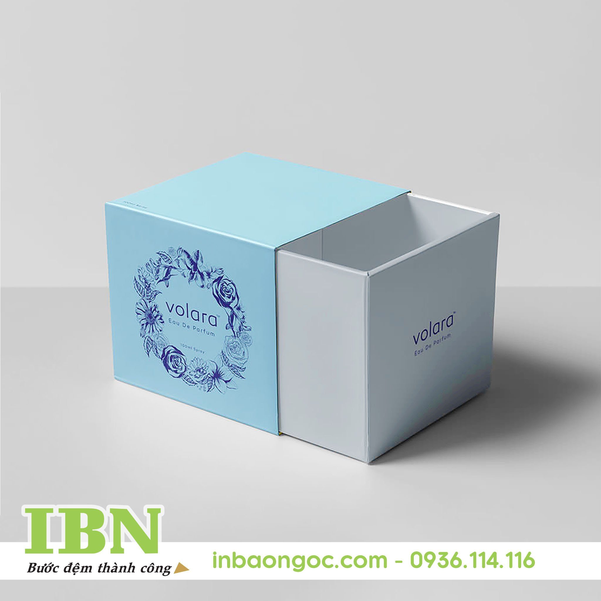 thiết kế hộp giấy đẹp